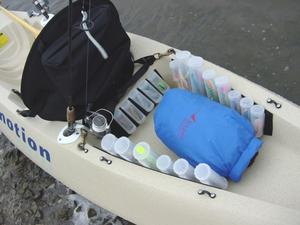 Tals fishing versatile tackle tubes and tackle packs the for Wade fishing caddy