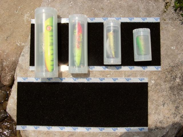 Tubes With Velcro